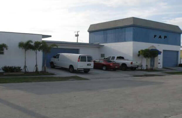 Florida Aero Precision Building